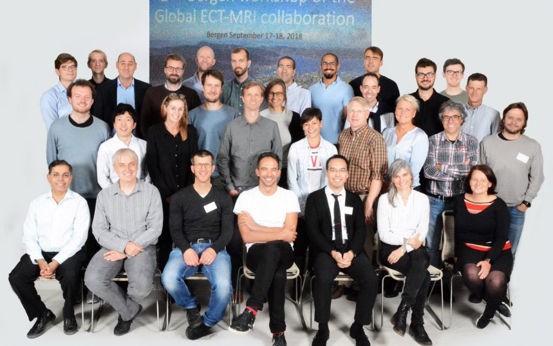 The 2nd Bergen workshop of the Global ECT-MRI Collaboration – September 17-18, 2018